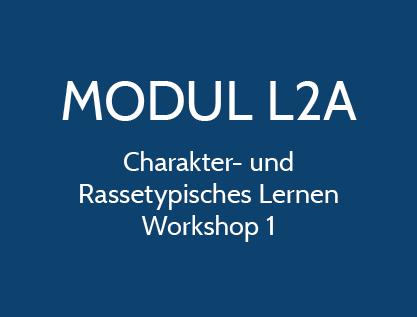 Charakter- und Rassetypisches Lernen Workshop