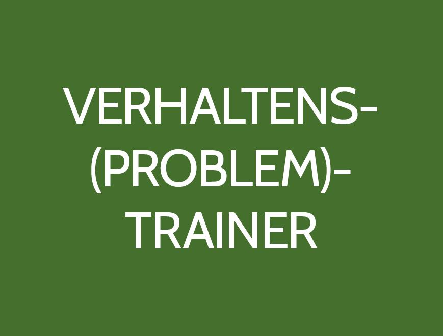 Verhaltens-Problem-Trainer